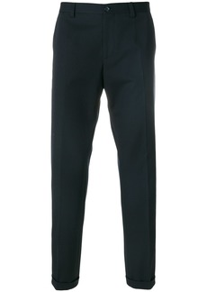 Dolce & Gabbana tailored trousers - Blue