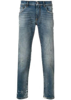 Dolce & Gabbana tapered jeans - Blue