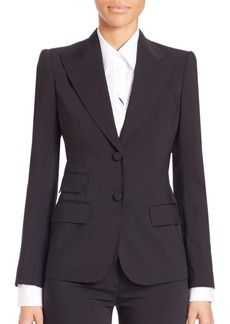 Dolce & Gabbana Turlington Stretch Blazer
