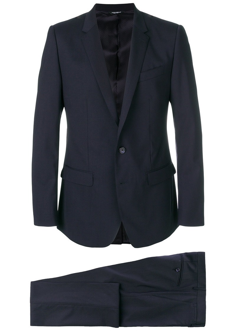Dolce & Gabbana two piece formal suit