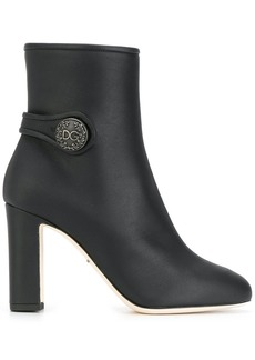 Dolce & Gabbana Vally ankle boots - Black