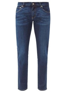 Dolce & Gabbana Washed slim-leg jeans