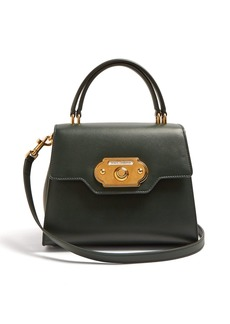 Dolce & Gabbana Welcome leather bag
