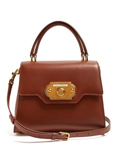Dolce & Gabbana Welcome medium leather bag