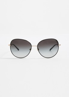 Dolce & Gabbana Wire Wrapped Sunglasses