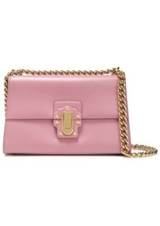 Dolce & Gabbana Woman Lucia Medium Leather Shoulder Bag Baby Pink