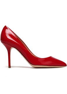 Dolce & Gabbana Woman Patent-leather Pumps Red