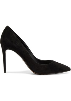 Dolce & Gabbana Woman Suede Pumps Black