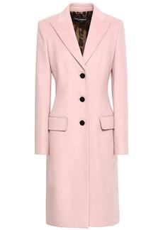 Dolce & Gabbana Woman Wool-felt Coat Baby Pink