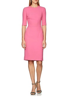Dolce & Gabbana Women's Cady Sheath Dress