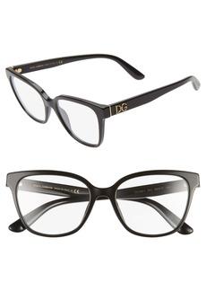 Dolce & Gabbana Dolce&Gabbana 52mm Optical Glasses