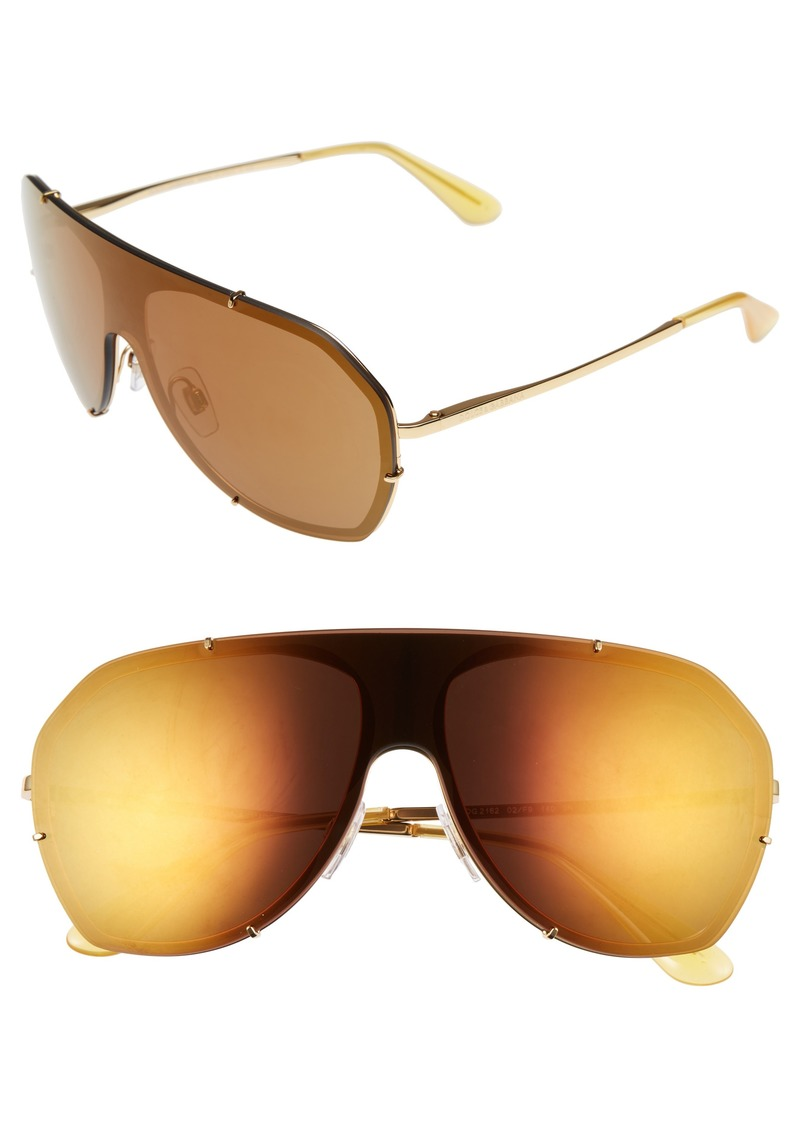 Dolce & Gabbana Dolce&Gabbana 60mm Aviator Sunglasses