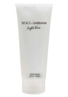 Dolce & Gabbana Dolce&Gabbana Beauty Light Blue Refreshing Body Cream
