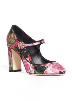 Dolce & Gabbana Dolce&Gabbana Block Heel Mary Jane (Women)