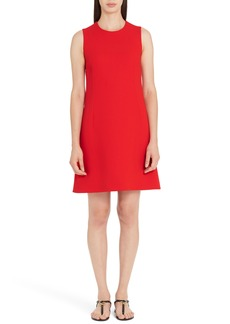 Dolce & Gabbana Dolce&Gabbana Crepe Shift Dress