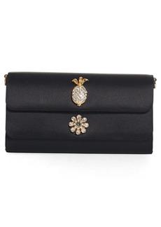 Dolce & Gabbana Dolce&Gabbana Embellished Satin Clutch