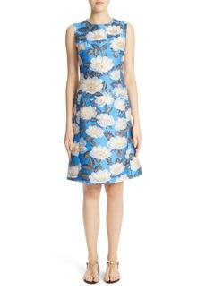 Dolce & Gabbana Dolce&Gabbana Floral Brocade Dress