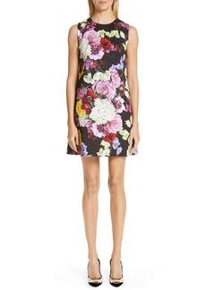 Dolce & Gabbana Dolce&Gabbana Floral Print Shift Dress