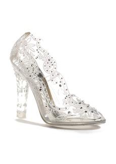 Dolce & Gabbana Dolce&Gabbana 'Glass Slipper' Pump (Women)