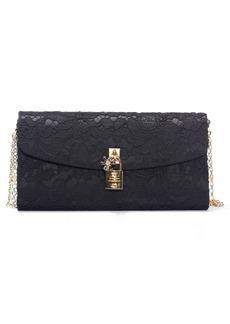 Dolce & Gabbana Dolce&Gabbana Lace Pouchette Clutch
