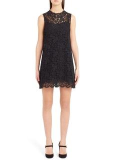 Dolce & Gabbana Dolce&Gabbana Lace Shift Dress