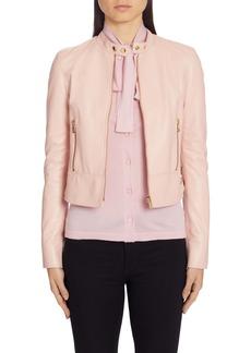 Dolce & Gabbana Dolce&Gabbana Leather Jacket
