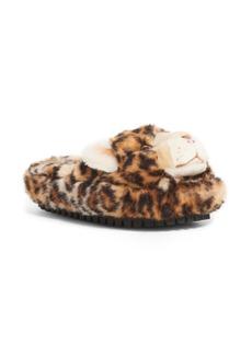 Dolce & Gabbana Dolce&Gabbana Leopard Slipper (Women)