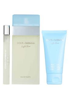 Dolce & Gabbana Dolce&Gabbana Light Blue Eau de Toilette Set (USD $147 Value)