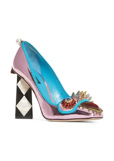 Dolce & Gabbana Dolce&Gabbana Mother of Pearl Pump (Women)
