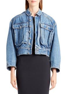 Dolce & Gabbana Dolce&Gabbana Oversize Denim Jacket