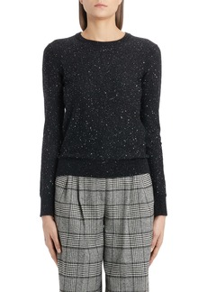 Dolce & Gabbana Dolce&Gabbana Paillette Detail Crewneck Sweater