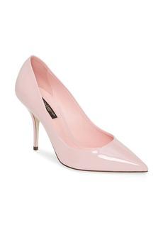 Dolce & Gabbana Dolce&Gabbana Pointy Toe Pump (Women)