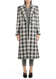 Dolce & Gabbana Dolce&Gabbana Single Breasted Wool Blend Coat