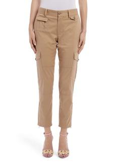 Dolce & Gabbana Dolce&Gabbana Straight Leg Cargo Pants