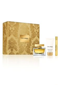 Dolce & Gabbana Dolce&Gabbana The One Eau de Parfum Set (USD $165 Value)
