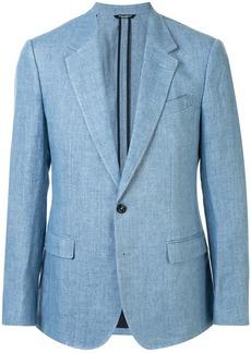 Dolce & Gabbana double-breasted linen blazer