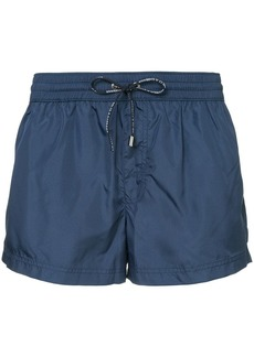 Dolce & Gabbana drawstring fitted swim-shorts