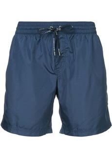 Dolce & Gabbana drawstring fitted swim-shorts