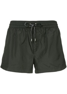 Dolce & Gabbana drawstring fitted swim shorts