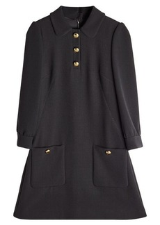 Dolce & Gabbana Dress with Virgin Wool