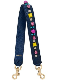 Dolce & Gabbana embellished bag strap
