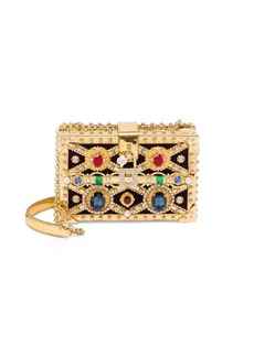 Dolce & Gabbana Embellished Convertible Clutch