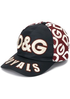 Dolce & Gabbana embroidered logo cap