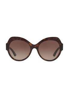 Dolce & Gabbana Eternal 56MM Cat Eye Sunglasses