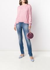 Dolce & Gabbana faded effect skinny jeans