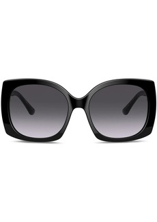 Dolce & Gabbana Family oversized-frame sunglasses
