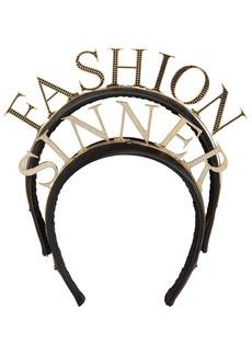 Dolce & Gabbana Fashion Sinner Headband