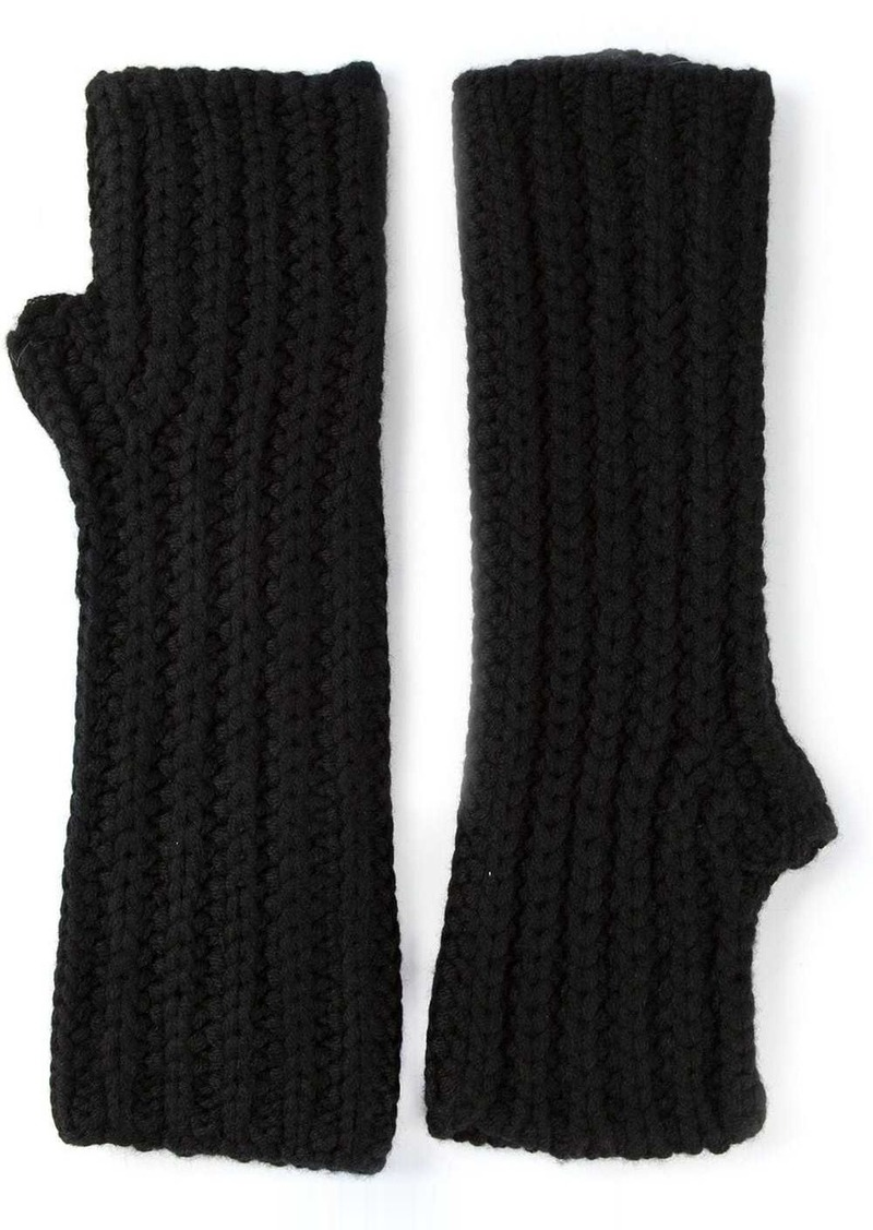 Dolce & Gabbana fingerless gloves
