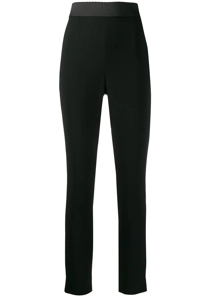 Dolce & Gabbana fitted leggings