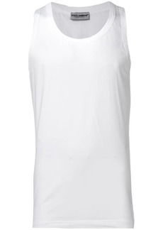 Dolce & Gabbana fitted tank top
